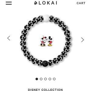 Lokai Mickey Mouse bracelet